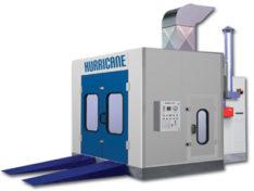 Hurricane Standard Parts Spray Booth (YS-Mini-A)