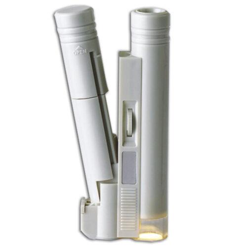10085-1 Paint Microscope illuminated 80X