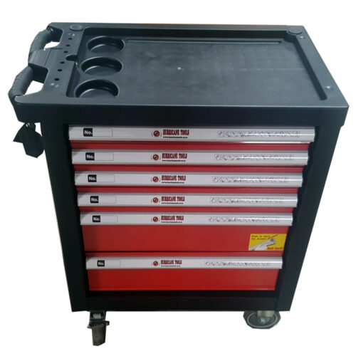MK1615 6 Drawer 235Piece Tool Trolley