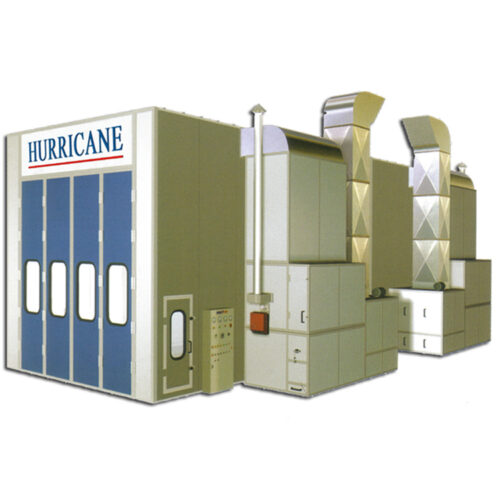 YS-15-50 Hurricane 15m Truck Spray Booth