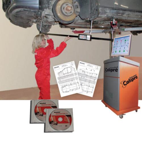 EzCalipre Electronic Measuring System 300EL+3
