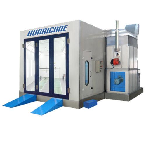 GS100 Hurricane 7m basic spray booth
