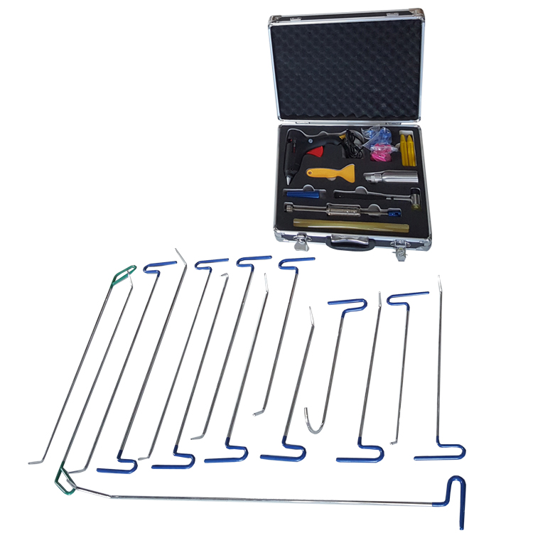 PDR0002 Paintless Dent Removal Toolset Medium