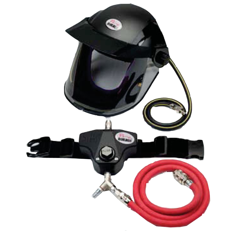 PROV-600 Devilbiss Full Face Respirator Mask