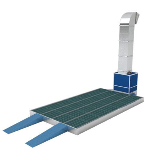 Hurricane YS300A Preperation Deck
