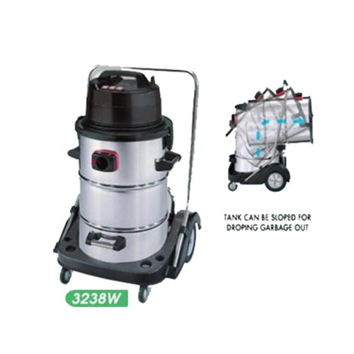 GP3238W Hurricane Industrial Vacuum