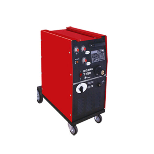 MIGMAG CO2 Welder 250A 380V