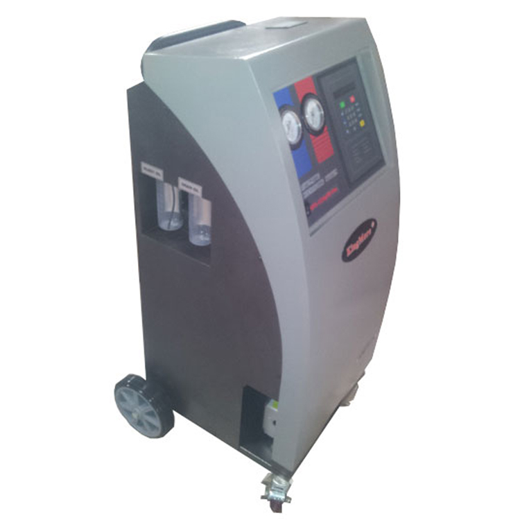ACM100-2K Aircon Regassing Machine Automatic