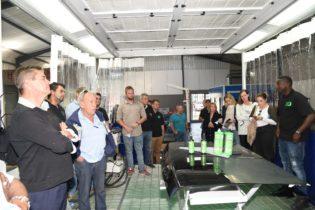 Hurricane Equipment Hosts: Training on NEW Sanding & Polishing Techniques