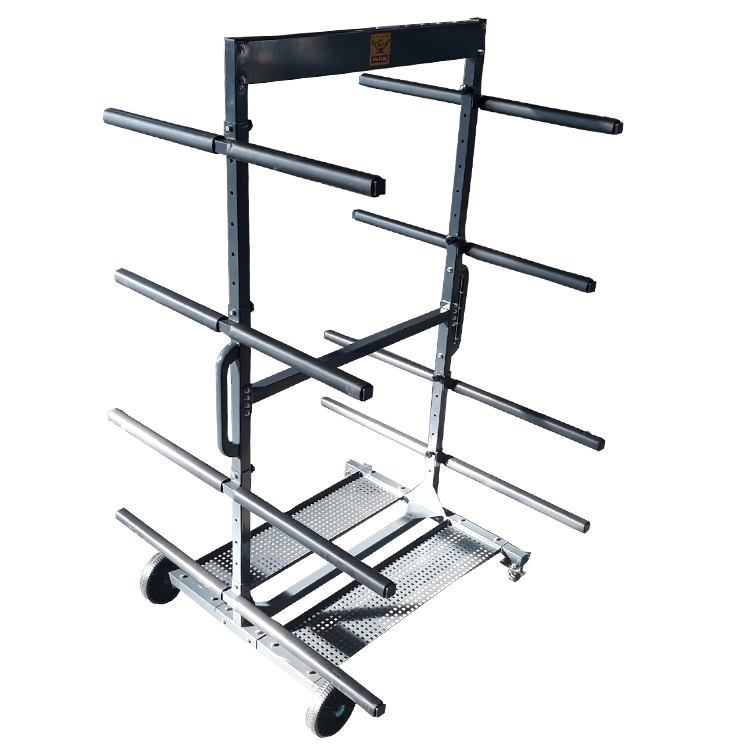 FY-E206W Mobile Bumper Rack