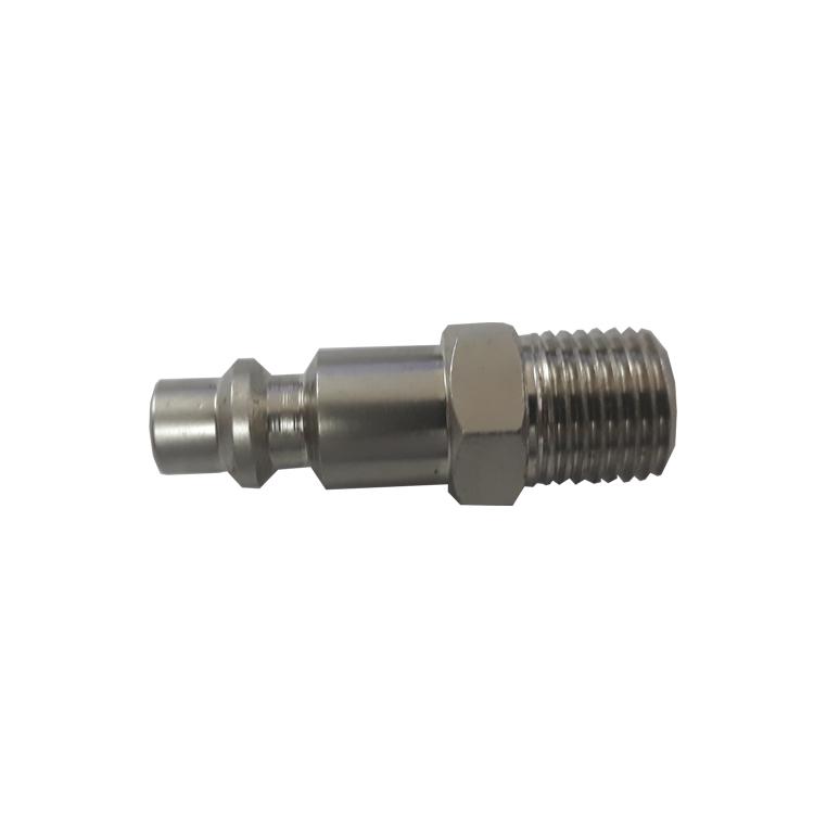 "Quick Coupler Plug Male 1/4"" EPM10"