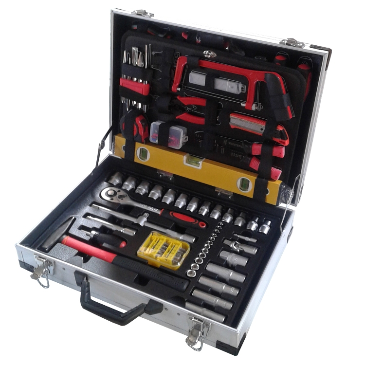 Toolset 139PCS Professional Toolset Chrome Vanadium (F2-13785-2)