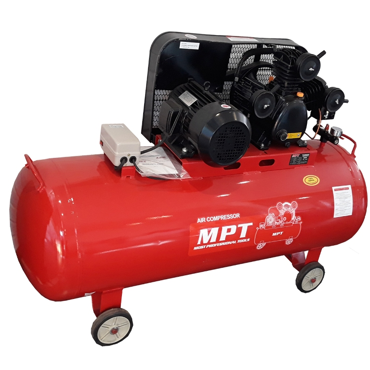 Piston Compressor 380V 4KW 300L MAC55303B (MPT-30)