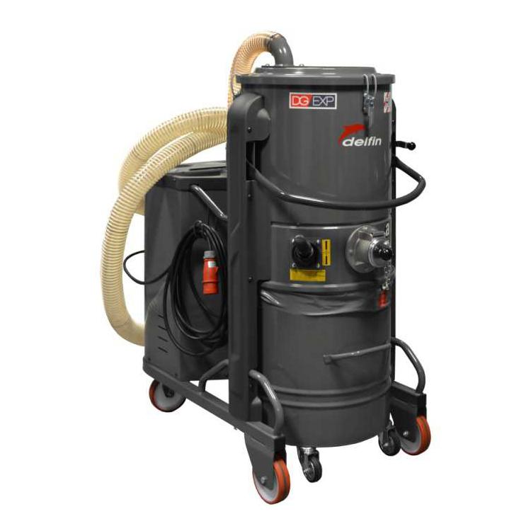 Mobile Aluminium Dust Extractor VZSB40