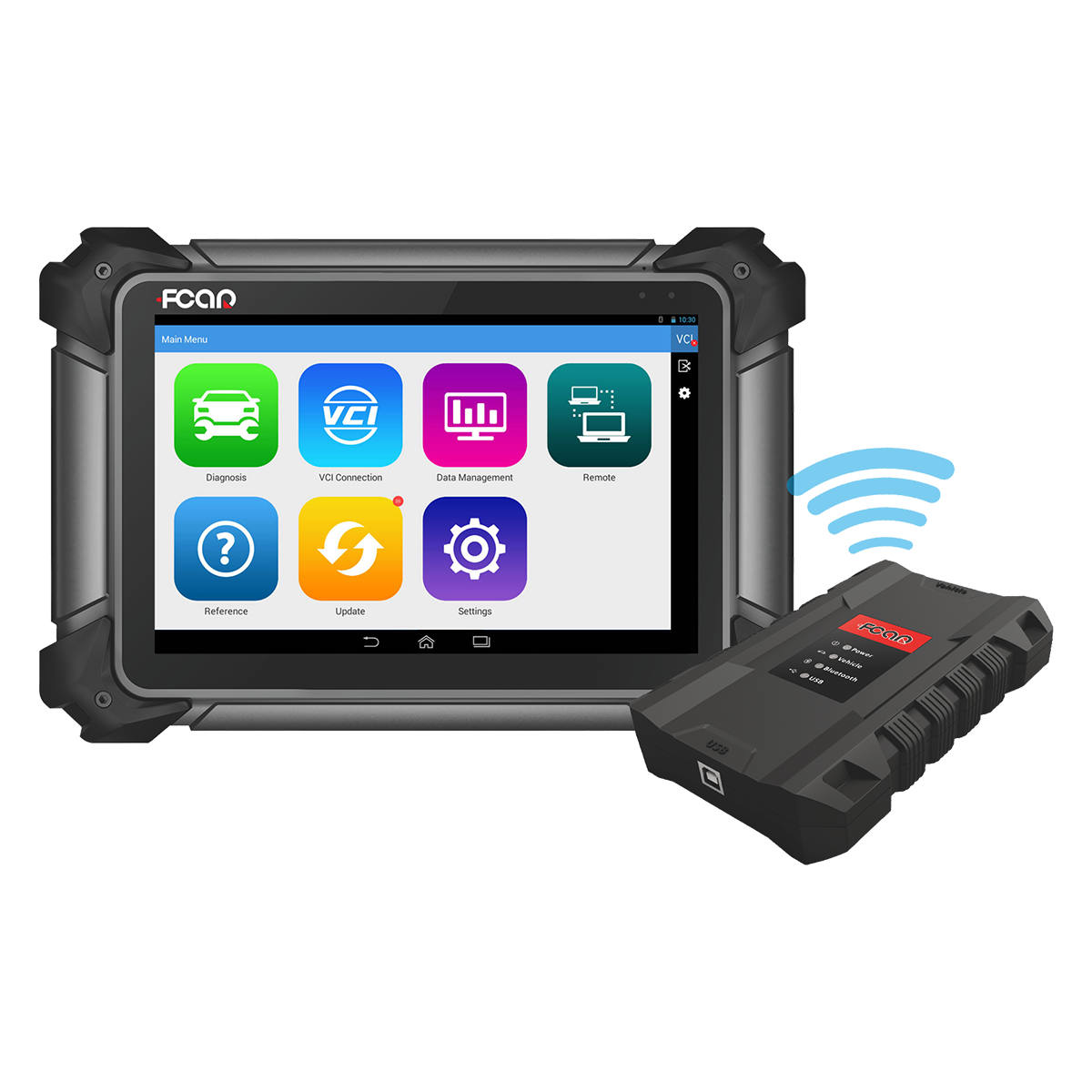 Diagnostic Scanner Car Tab Pro Cars (F7S-W)