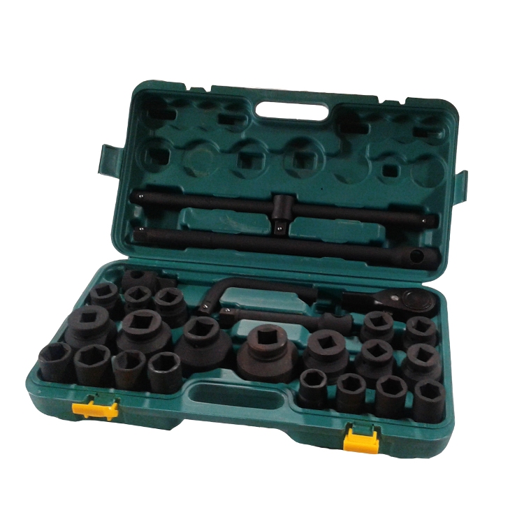 "Socket Set Heavy Duty 26PCS 3/4"" (F2-14340-1)"