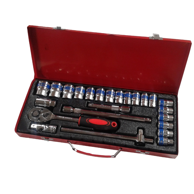 "Socket Set 24PCS 1/2"" (F2-14340-8)"