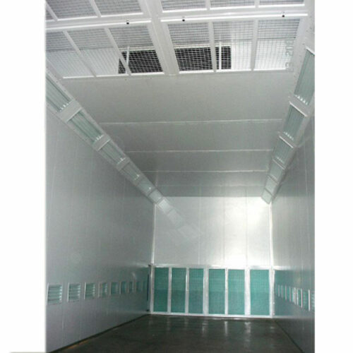 Industrial Truck Spraybooth
