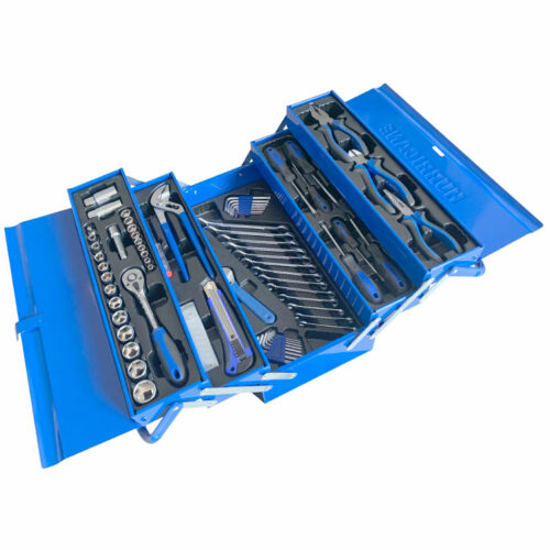 77 piece cantilever toolbox 1077