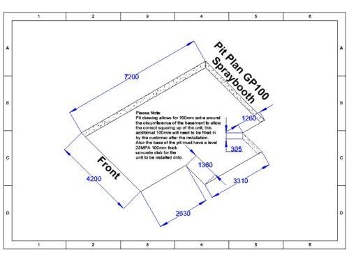 GP100 Pit Plans